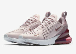 Nike Wmns Air Max 270 Barely Rose Ah6789 601 S