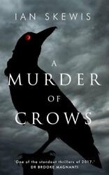 A Murder Of Crows By Skewis New 9781911586029 Fast Free Shipping..