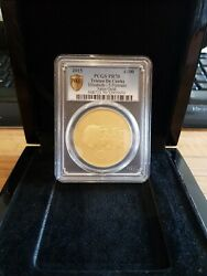2015 1oz Gold Proof Five Portraits Of Her Majesty Queen Elizabeth Andpound100 Coincoa