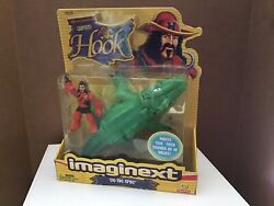 Fisher Price 2005 Imaginext Captain Hook Tic Toc Croc Unopened / Sealed Box