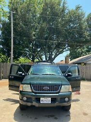 2003 Ford Explorer Xlt. Good Condition Clean Title New Tires. 2000andnbsp