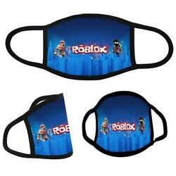 Roblox 2 Custom printed face mask handmade mask covering protection $24.00