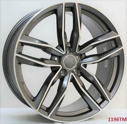 20and039and039 Wheels For Audi A6 S6 2005 And Up 5x112 20x9