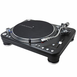 Audio-technica At-lp1240-usbxp Direct-drive Pro Dj Turntable Usb And Analog