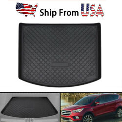For Ford Escape 2013-2019 Cargo Liner Trunk Floor Mat Rear Tray Protector Pad