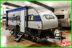 2019 Forest River Cherokee Wolf Pup 16BHS 21.8' Travel Trailer Bunks c413750