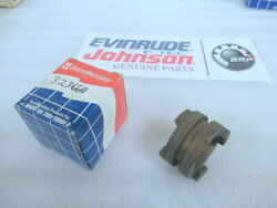 A1a Evinrude Johnson Omc 323664 Clutch Dog Shifter Oem New Factory Boat Parts