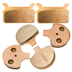 Sintered Hh F+r Brake Pads Fits Harley Ultra Electra Glide Classic 1986-1999