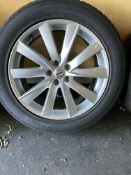 New 19in Volvo Tires And Rims