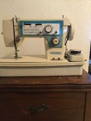 Antique Electric Sewing Machine Made By Dressmaker