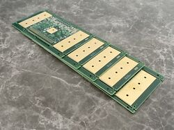 5 Pcs - Pcb 180mm X 100mm Total 299 Gram For Gold Recovery Scrap