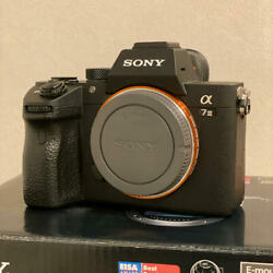 Sony Andalpha7 Iii Ilce-7m3 Mint
