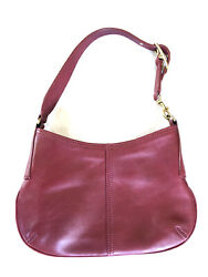 Vintage Red Coach Purse Small $29.99