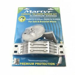 Martyr Anode Kit For Yamaha 150-200 Hp Outboards