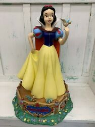 Disney Magical Big Figurines Musical Snow White Collectible