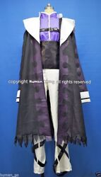 Fairy Tail Mard Geer Cosplay Costume Size M Human-cos