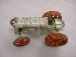 Fordson Toy Tractor That Still Turns - Antique