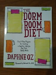 The Dorm Room Diet by Daphne Oz Like New Condition Paperback