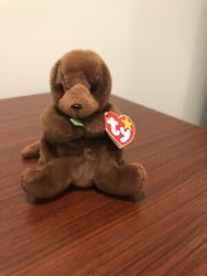 Seaweed Beanie Baby Rare With Tag Errors