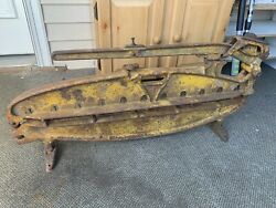 Antique/vintage Cast Iron The Improved Handy Asbestos Shingle Cutter-model L