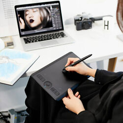 Used Wacom Intuos Pro Small Digital Graphic Drawing Tablet SHPTH460K0A