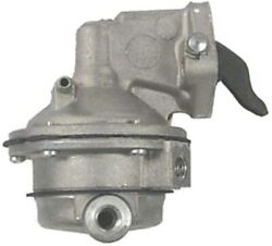 Genuine Sierra 18-7281 Fuel Pump With Mounting Gasket For Gm V8 305 And 350 Cid