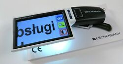 Eschenbach Mobilux Digital Touch HD Low Vision Blind Magnifier Complete in Box $399.99