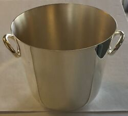 Christofle Silver Plated Ice Bucket