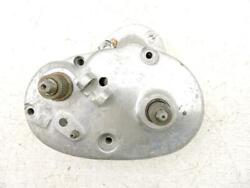 Outer Gearbox Transmission Cover Vintage Mustang Scooter 2341br