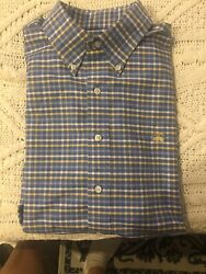 Brooks Brothers Non Iron Size Large Button Down Shirt