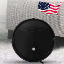 Robot Vacuum Cleaner Automatic Smart Cleaning for Floors amp; Carpets Rechageable