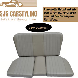 Back Seat Emergency Seats Child's Seat For Mercedes Sl R/w107, Grey Top Quality