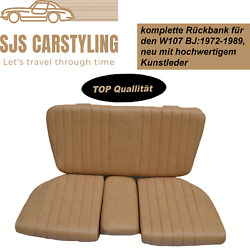 Back Seat Emergency Seats Child's Seat For Mercedes Sl R/w107, Dattel Top