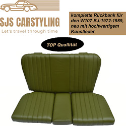 Back Seat Emergency Seats Child's Seat For Mercedes Sl R/w107, Light Green Top