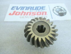 B3 Evinrude Johnson Omc 382909 Gear And Bearing Assembly Oem New Factory Boat Part