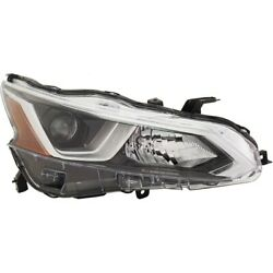 Headlight Lamp Right Hand Side Passenger Rh 260106ca0a For Nissan Altima 2019