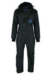 Tecbro Chill Bloc Insulated Menand039s Coverall Extreme Cold Weather Freezer Suit -50