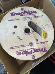 Tracpipe Flexible Gas Piping 3/8andrdquo 169andrsquo And 6andrsquo Pieces 5psi Fuel Gas Fgp-ss4-375