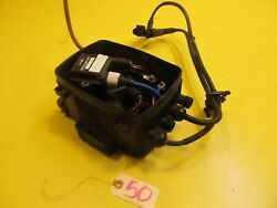 2000-02 Sea-doo Rx Di Rear Electrical Box Complete W/ Coils And Relay Assembly