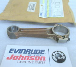 N24a Evinrude Johnson Omc 0395861 Connecting Rod Oem New Factory Boat Parts