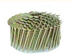 7,200 Count Spotnails Crn10g 1-1/4 Galv. Coil Roofing Nails