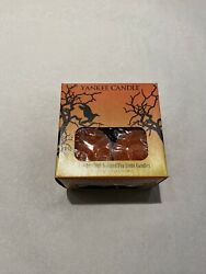New And Retired Yankee Candle Candy Corn Box Of 12 Tealight Candles