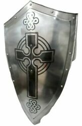 Knight Shield Collectables All Metal Handcrafted Awesome Christmas/x-mas Gift