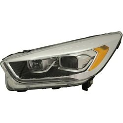 Hid Headlight Lamp Left Hand Side Hid/xenon Driver Lh Gj5z13008r For Ford Escape