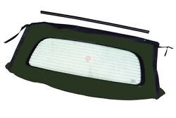 Heated Glas Rear Window Cover Panel Heater - Green For Mgf / Tf -1996-2009
