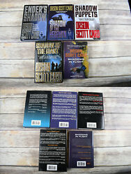 **Signed** Orson Scott Card SHADOW SERIES OR QUINTET. All books Signed 1st 1st