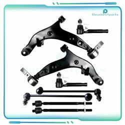 8pc Steering Parts Control Arm Sway Bar Steering Parts Fits 2004-09 Nissan Quest