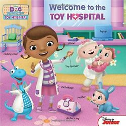 Doc Mcstuffins Welcome To The Toy Hospital Doc Mcstuffins Toy Hospital By Dis