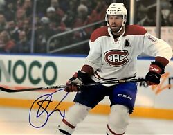 Autographed Shea Weber 11x14 Montreal Canadiens Photo With Coa