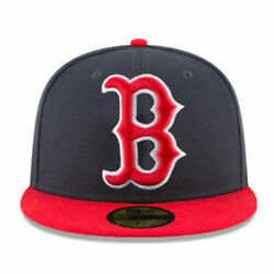 Boston Red Sox hat MLB New Navy Red special edition limited quantity